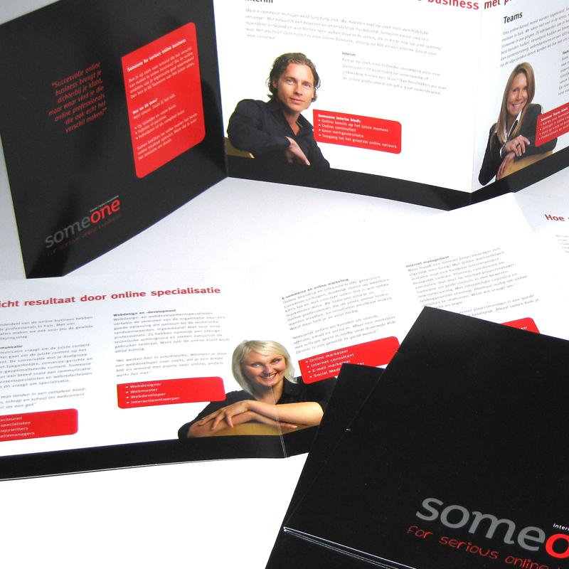 voorbeeld brochure someone electric group